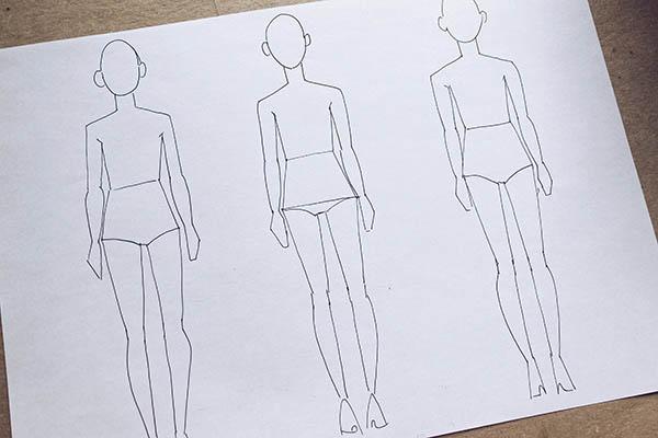 Онлайн-курс «Рисуем детскую моду»