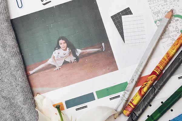 Онлайн-курс «Дизайн скетчинг. Рисуем детскую моду»